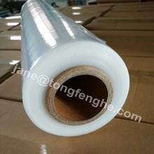 500mm x 15micron lldpe stretch film plastic dispenser