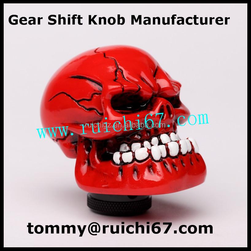 Automobile Skull Gear Shift Knob Buy Skull Gear Shift