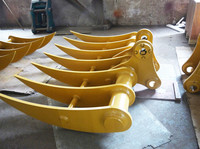 China supplier multi function excavator land clearing rake for sale