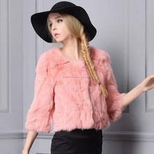 tamaño más cálido abrigo de piel sintética las mujeres abrigo de invierno con alta calidad de chaqueta de las mujeres