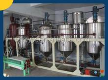 First grade tea seed oil refinery machine tea seed oil refining equipment