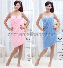 New arrived romantic Valentine's Day gifts beach/bath dress towel