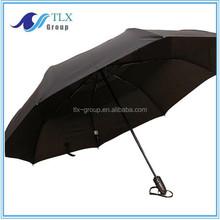 Customized FRP men's automatic windproof umbrella