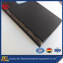 JKL Cotton rubber conveyor belts for sale