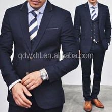 Two buttons side Vent customized slim fit fashion made to measure, new style wedding dress suits for men