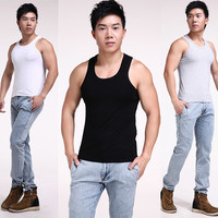 wholesale sexy modal mens Tank Top Undershirt Vest