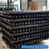 pp woven plastic ground cover mat fabric