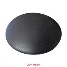 Custom Grey EVA hard shell protective headphone case