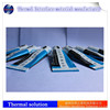 Silicone thermal sealant for adhesive