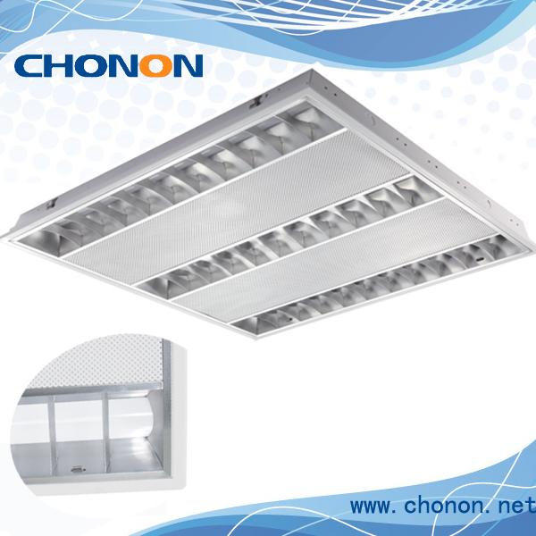 La energía- ahorro! Venta caliente led del accesorio de iluminación& reflector de rejilla