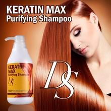 Wholesale black hair extension shampoo keratin treatment