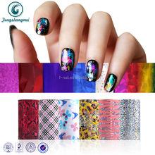 2015 nail foil transfer foil adhesive