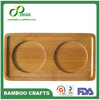 elegant bamboo cup mat fancy coffee cup mat cup pad