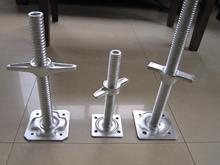 construction scaffolding base jack nut