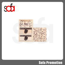 China factory direct price wooden pen holder