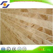 melamine blockboard, Laminated wood board ,1220*2440mm poplar Block board