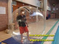 Popular inflatable water ball good quality, water walking ball for sale $130