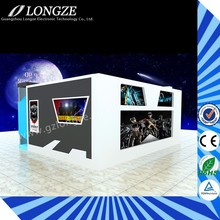 very cheap metal room 5d mini cinema, small invest big profit mobile 9d cinema,good quality high-tech newest 5d cinema