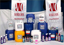 Industrial Maintenance Chemicals and Cleaning Products