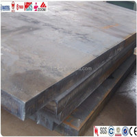BV certified supplier High strength manganese steel abrasion resistant wear plate Mn13 steel plate from China steel company