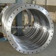Asme B16.47 Forged Steel Large Diameter Flange & Wind Power Flange