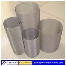 Porcellana prezzo più basso rete metallica in acciaio inox prezzo al metro(ISO 9001)