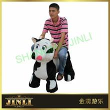 Jl-m05 elektrische tier reiten, Fahrt auf ausgestopfte tiere, tier reiten Spiele
