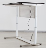 High end Motorized height adjustable Office desk