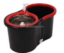 Magic mop mircofiber head./round mop head/acrylic ball