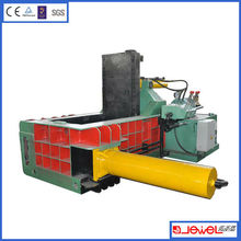 Jewel Brand Scrap Metal Recycling Block Compresor Machine