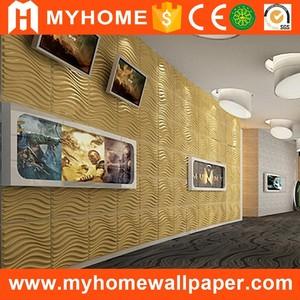 Эко-3d Декоративные Бамбуковые Волокна Стеновые Панели