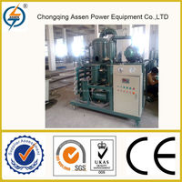 Complete in specifications transformer oil filtration plant removing water completely