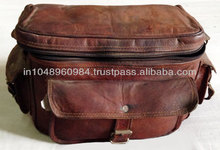 Genuine Leather Camera Bags