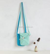Mini Messenger Satchel Cross body Bag Seven Colors for your choose