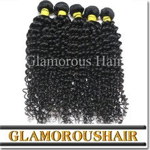 Aliexpress hair, New Arrival Brazilian Remy Hair Bundles Jerry Curly human hair weave