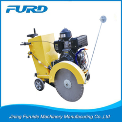 walk behind diesel Concrete road Cutter asphalt road cutter with CE