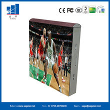 P4 indoor large stadium led display screen for basketball spot