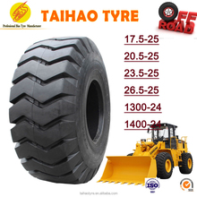 whole china factory 1300-24 1400-24 17.5-25 20.5-25 23.5-25 26.5-25 wheel off the road tyres bias Otr tyres loader otr tyres