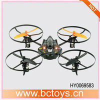 New stunt flying ufo 2.4g 4ch rc quadcopter kit with gyro HY0069583
