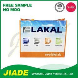 Eco silk screen non woven bag/80g non woven bags/cheap non woven bag quanzhou