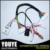 Toyota Auto electrical cable wiring harness manufacturer