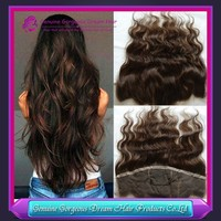6A Cheap Peruvian Lace Frontal Closure 100%Unprocessed Human Hair 13x4 Bleached Knots Virgin Frontal Body Wave Full Lace Frontal