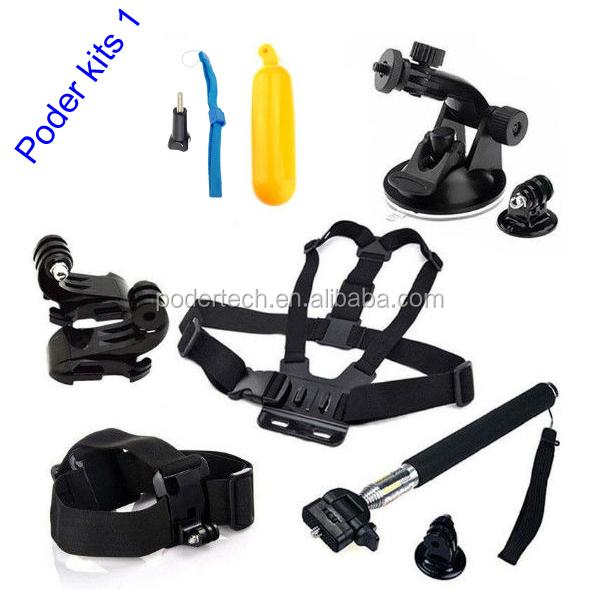 Gopro accessories kits 1