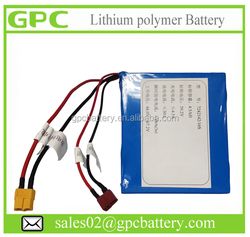 Electric Vehicle Battery 59.2V 4.5Ah 7242142/16S for Self-balancing unicycle