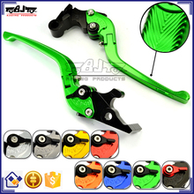 BJ-LS-008 High Performance CNC Folding Motorcycle Hand Brake Lever for Yamaha YZF R6