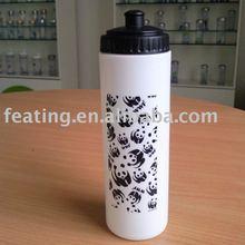 new pe bpa free plastic sport water bottle