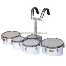 5-Pcs Marching Drums with Carrier