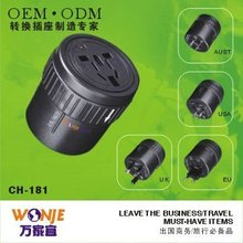 Go to Brazil and take this travel adapter your travel will be special in 2016