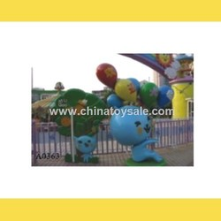 2015 China popular good looking famous cartoon character decorative gardens