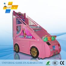 2015 Guangzhou Baby Time The Gun Basketball Shooting Machine for Sale